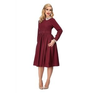 Collectif Vintage by Modcloth Trudy Swing Dress